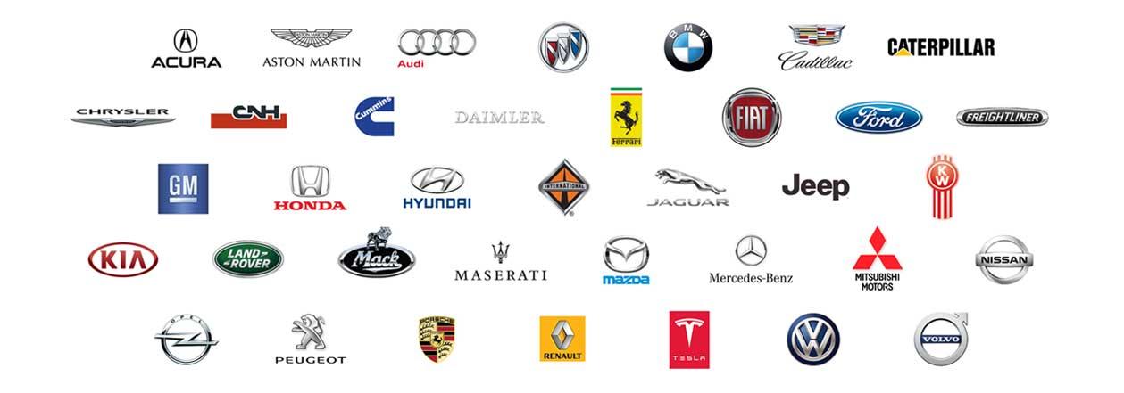 OEM logos